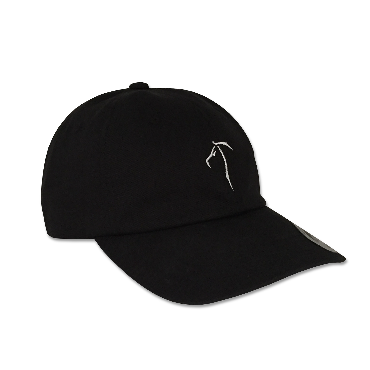 f4eb4744eed5c Black Lion Dad Hat